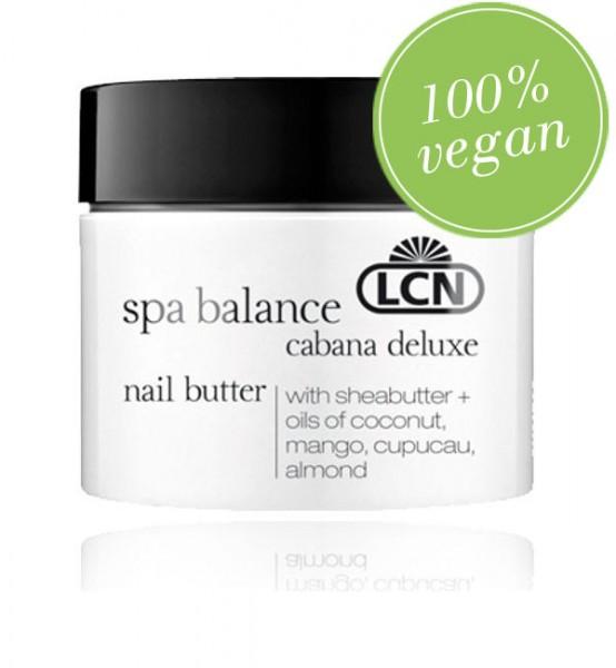 LCN SPA Balance Nail Butter Cabana Deluxe, 4047816742591