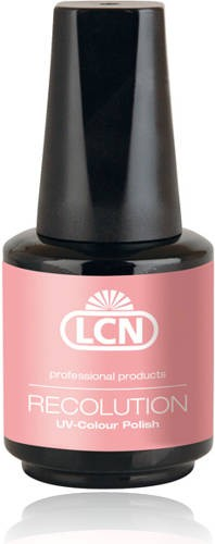LCN Recolution Soak Off Light Rose