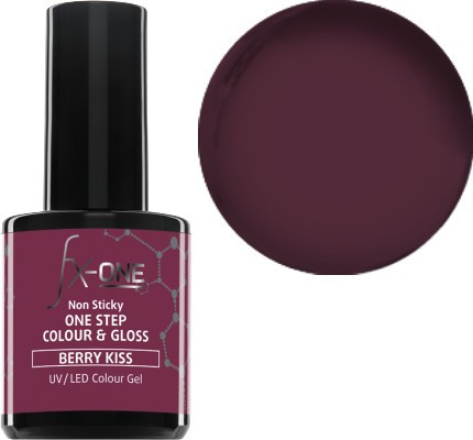 alessandro FX-ONE Colour & Gloss Berry Kiss, 02-813