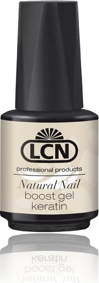 LCN Naturnagelverstärkung Natural Nail Boost Gel Keratin, 21335