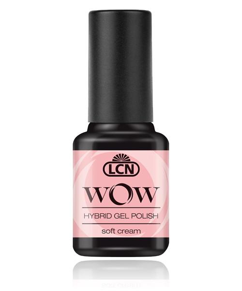"LCN WOW Hybrid Gel Nagellack ""soft cream"", 45077-3"