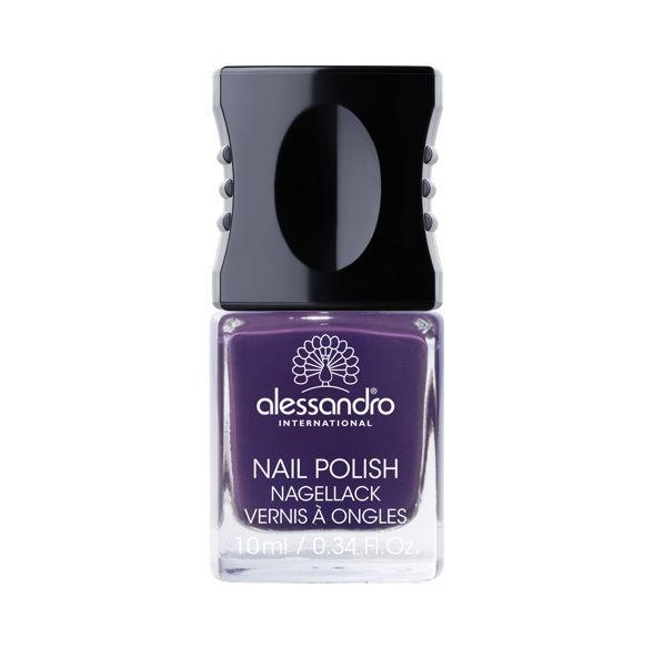 alessandro Nagellack N° 145, Dark Violet