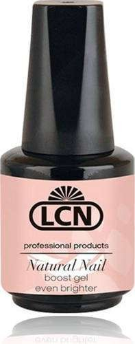 LCN Naturnagelverstärkung Natural Nail Boost Gel even brighter