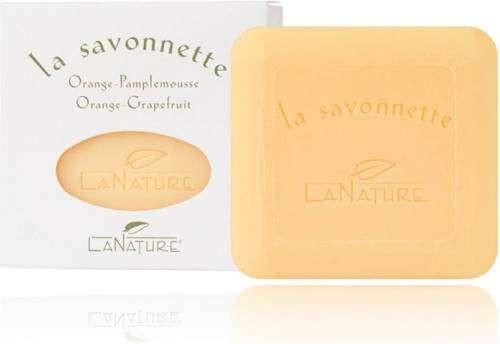 LaNature Seife La Savonette Orange-Grapefruit 100 g 1406193