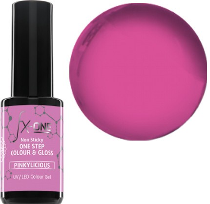 alessandro FX-ONE Colour & Gloss Pinkylicious, 02-827