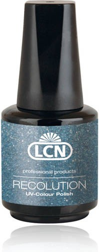 LCN Recolution Soak Off Shiny Blue Eyes