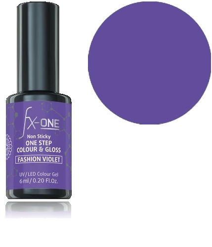 alessandro FX-ONE Colour & Gloss Fashion Violet, 02-841