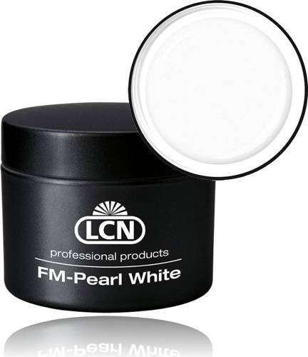 LCN UV-French Gel FM-Pearl White 15 ml
