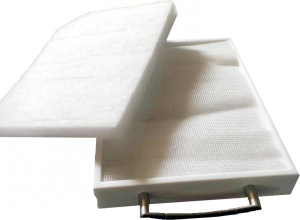 Ersatzfiltervlies für Filterkassette Studio Tec Airmax 800 / 850