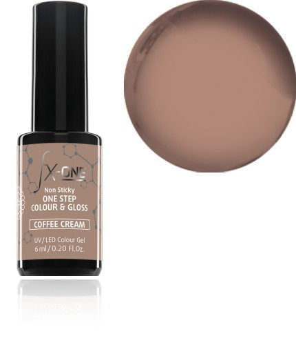 alessandro FX-ONE Colour & Gloss Coffee Cream, 02-906