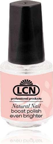 LCN Natural Nail Boost Polish Even Brighter