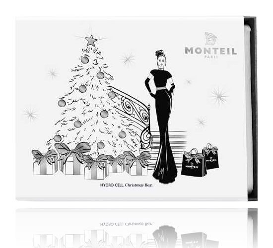MONTEIL HYDRO CELL Christmas Geschenk Box, 250992