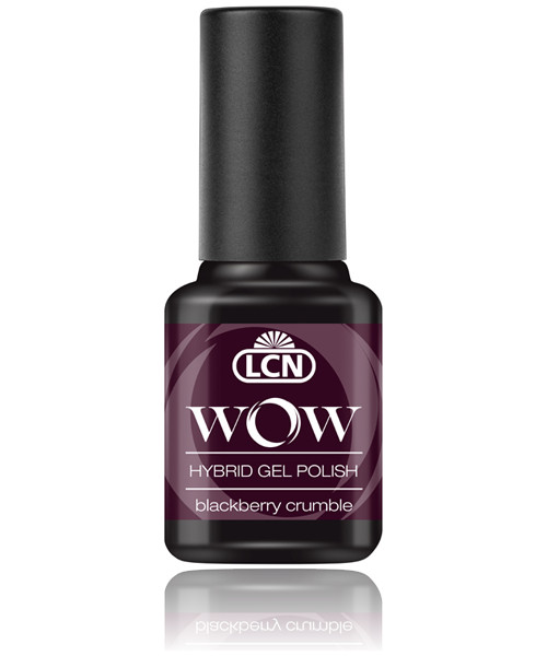 "LCN WOW Hybrid Gel Nagellack ""blackberry crumble"", 45077-11"