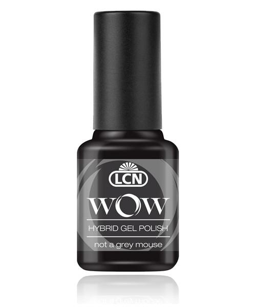 "LCN WOW Hybrid Gel Nagellack ""not a grey mouse"", 45077-21"