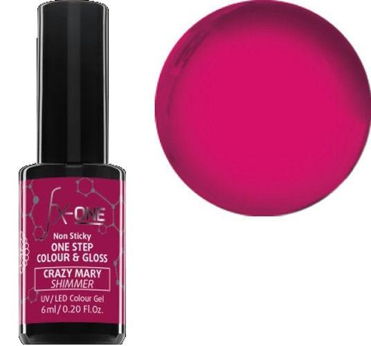 alessandro FX-ONE Colour & Gloss Crazy Mary, 02-912