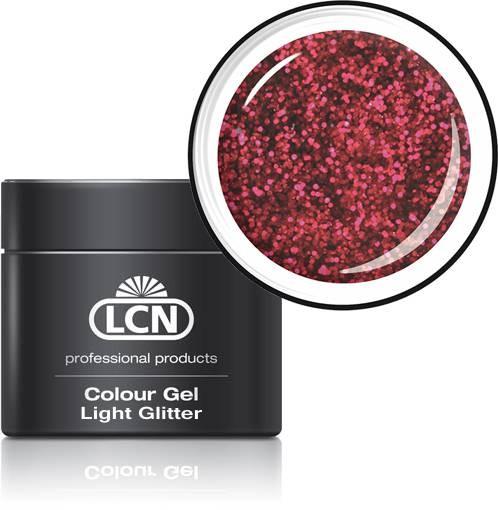 20611-4 deep red LCN Light Glitter