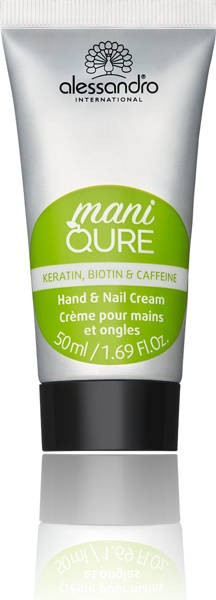 alessandro ManiQURE Hand- & Nagelcreme, 12-505