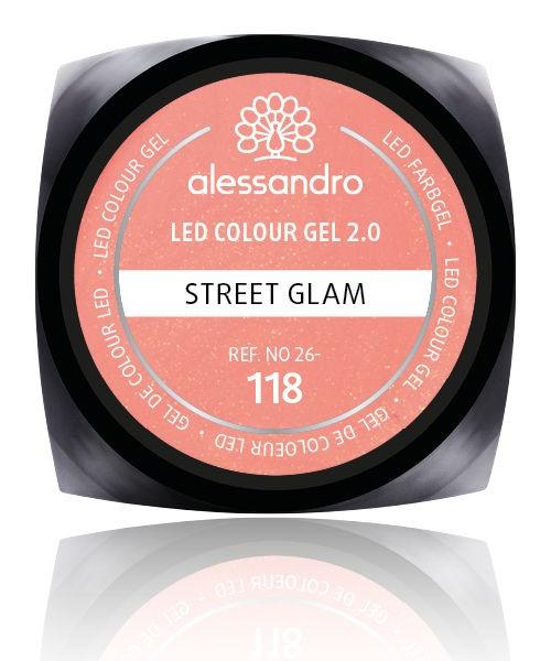 alessandro Farbgel 2.0 Street Glam, 26-118