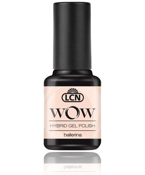 "LCN WOW Hybrid Gel Nagellack ""Ballerina"", 45077-C3"