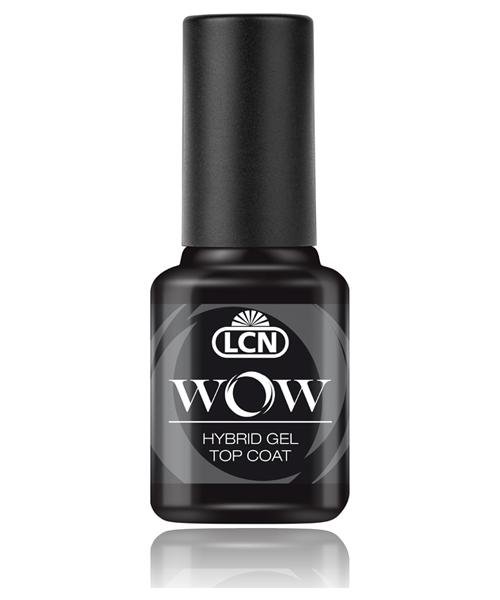 LCN WOW Hybrid Gel Nagellack Top Coat, 45085