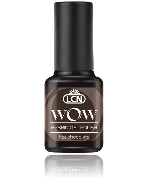 "LCN WOW Hybrid Gel Nagellack ""hot chocolate"", 45077-20"