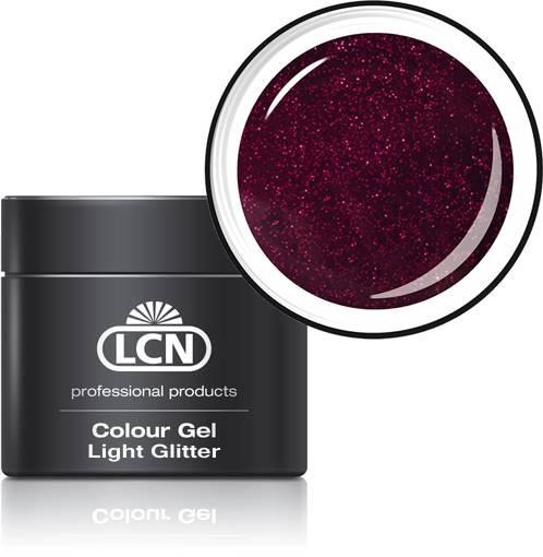 20611-7 delight pink LCN Light Glitter