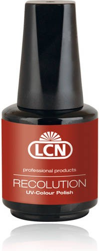 LCN Recolution Soak Off Dark Red