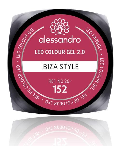 alessandro Farbgel 2.0 Ibiza style, 26-152