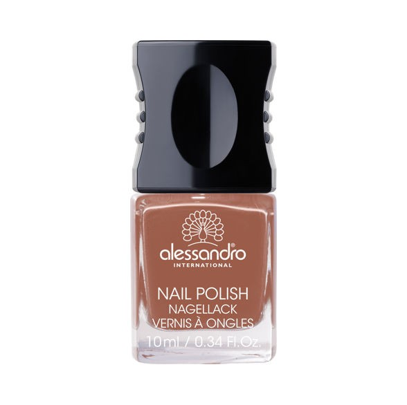 alessandro Nagellack N° 120, Toffe Nut