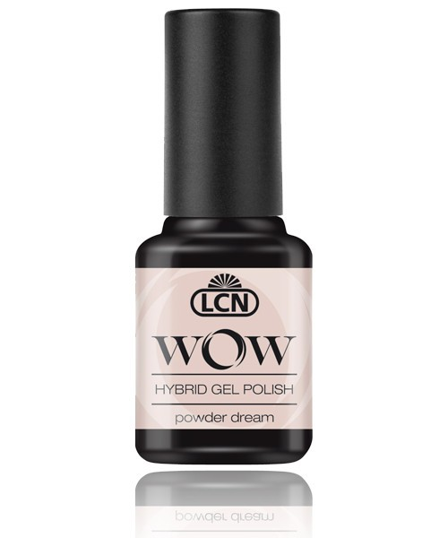 "LCN WOW Hybrid Gel Nagellack ""Powder Dream"", 45077-C4"