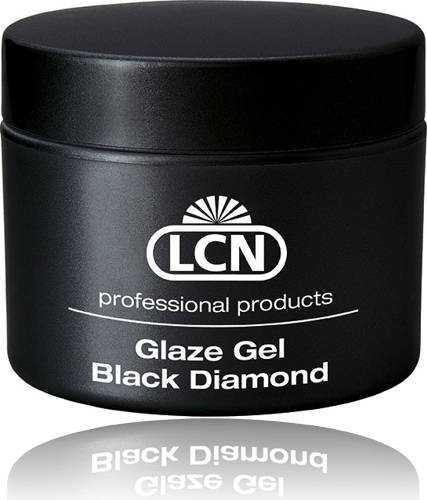 LCN Versiegelungsgel Glaze Gel Black Diamond