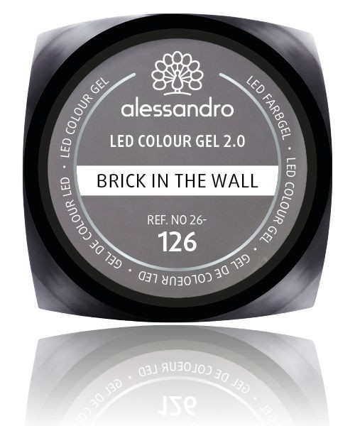 alessandro Farbgel 2.0 Brick in the Wall, 26-126