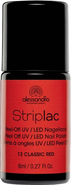 alessandro Striplac 12 Classic Red