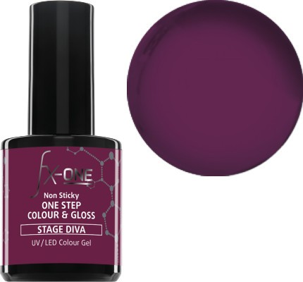 alessandro FX-ONE Colour & Gloss Stage Diva, 02-814