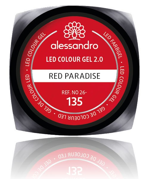 alessandro Farbgel 2.0 Red Paradise, 26-135