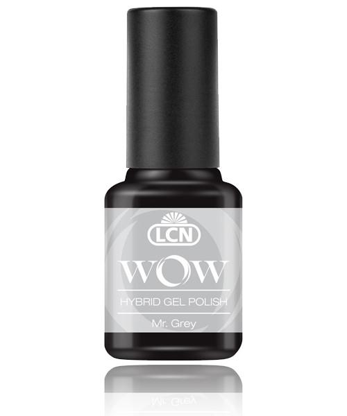 """LCN WOW Hybrid Gel Nagellack """"Mr Grey"""", 45077-30"""