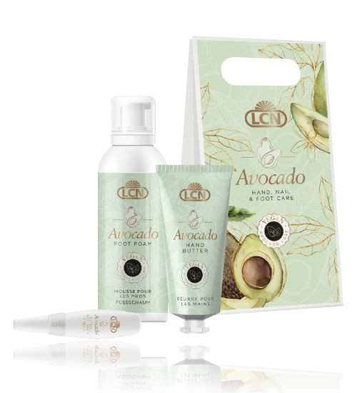 LCN Avocado Care Set Vegan, 91746