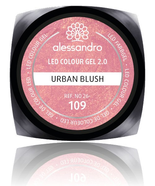 alessandro Farbgel 2.0 Urban Blush, 26-109