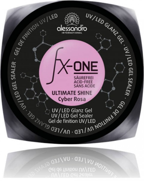 alessandro FX-ONE Ultimate Shine Cyber Rose, 02-474