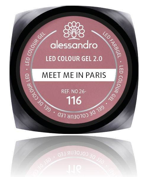 alessandro Farbgel 2.0 Meet me in Paris, 26-116