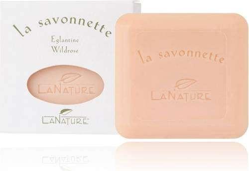 LaNature Seife La Savonette Wildrose 100 g 1406243