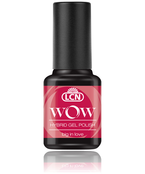 "LCN WOW Hybrid Gel Nagellack ""big in love"", 45077-24"