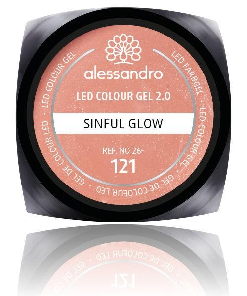 alessandro Farbgel 2.0 Sinful Glow, 26-121