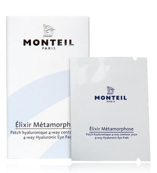 MONTEIL ÉLIXIR MÉTAMORPHOSE 4-way Hyaluronic Eye Pads, 001477