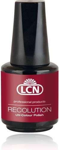 LCN Recolution Soak Off Rubin red